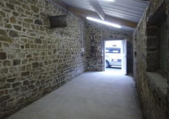 Intérieur du local